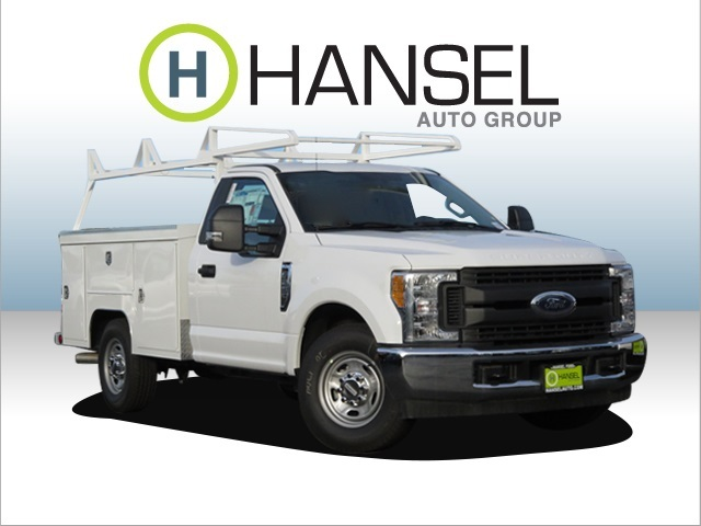 2017 Ford F-250sd  Utility Truck - Service Truck