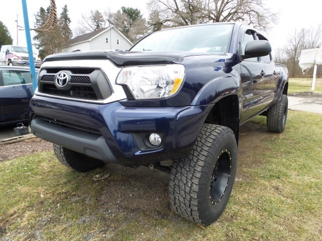 2012 Toyota Tacoma  Pickup Truck