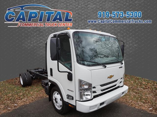 2017 Chevrolet 4500 Cab Chassis