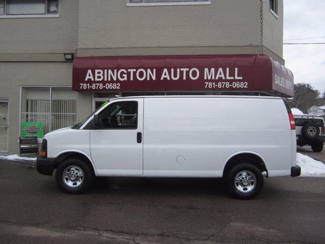 2009 Chevrolet Express Cargo Van Cargo Van
