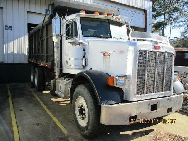 1994 Peterbilt 357 Dump Truck