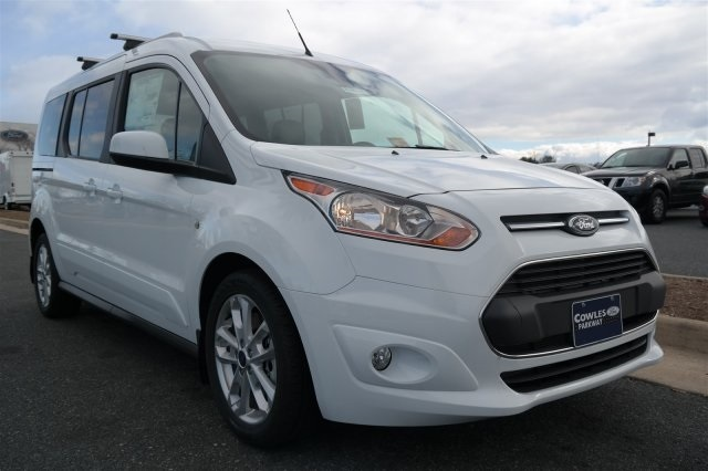 2017 Ford Transit Connect Passenger Van