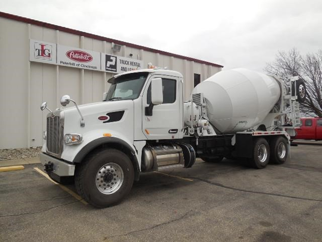 2017 Peterbilt 567 Mixer Truck