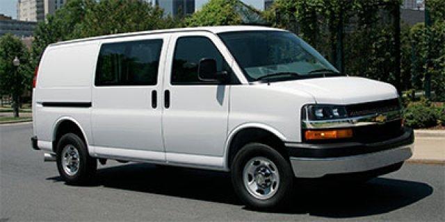 2016 Chevrolet Express Passenger Passenger Van