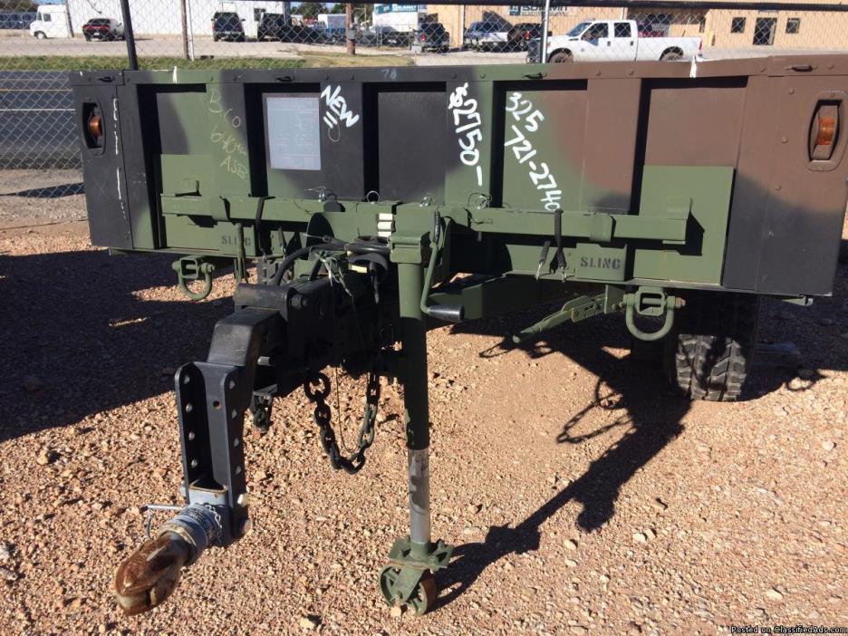 Light Tactical Trailer (LTT)
