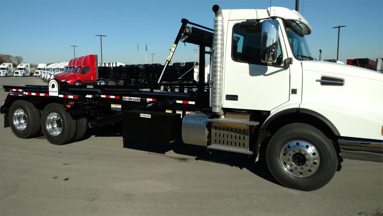 Garbage Truck Power Wheels : Volvo vhd f cars for sale