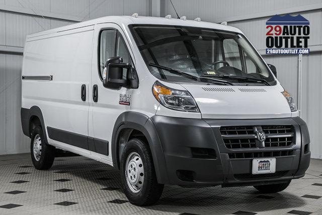2016 Ram Promaster Cargo Van  Cargo Van
