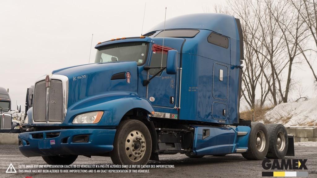 2012 Kenworth T660 Conventional - Sleeper Truck
