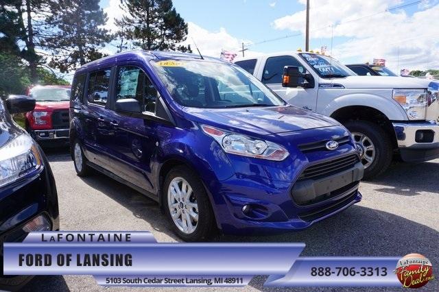 2016 Ford Transit Connect  Passenger Van