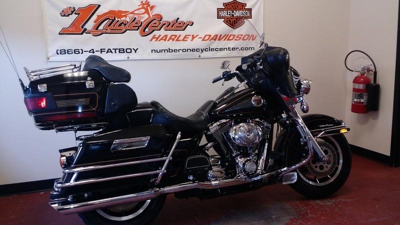 1999 Harley Davidson FLHTC-U