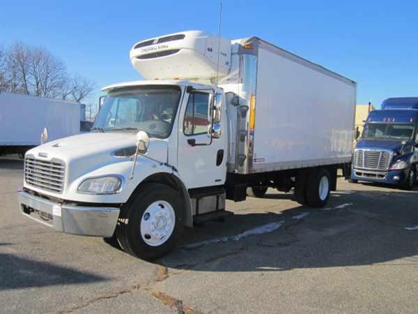 2010 Freightliner M2 106 Refrigerated Truck
