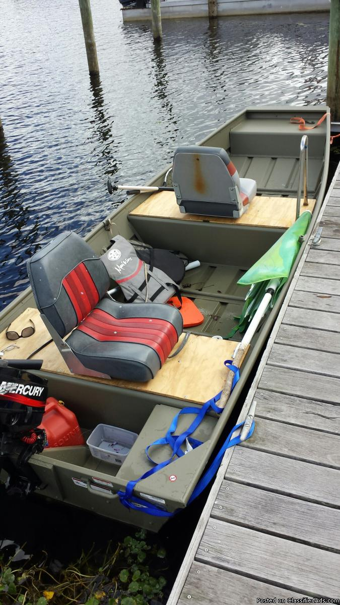 14 Ft New Jon Boat Boats For Sale