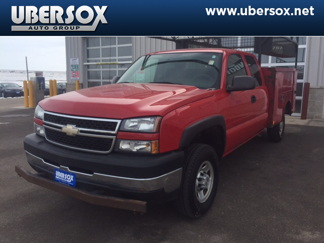 2007 Chevrolet 2500 Cab Chassis