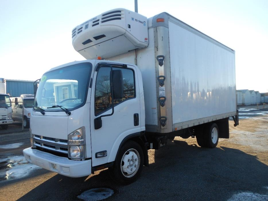 2008 Isuzu Nqr  Refrigerated Truck