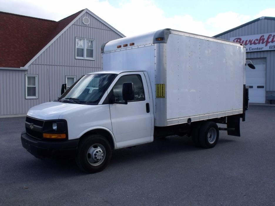 2012 Chevrolet Express G3500  Cargo Van