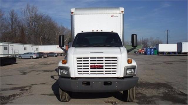 2008 Gmc Topkick Box Truck - Straight Truck