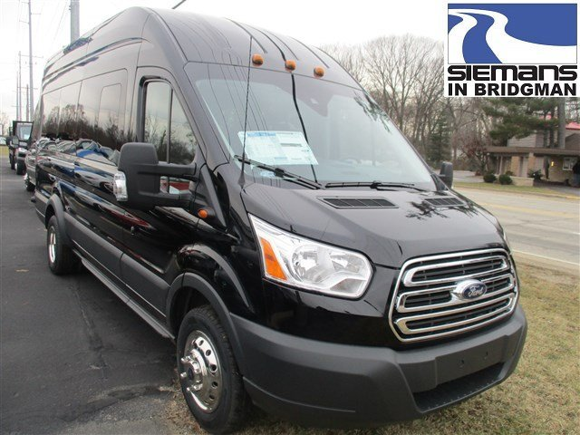 2017 Ford Transit Wagon  Bus