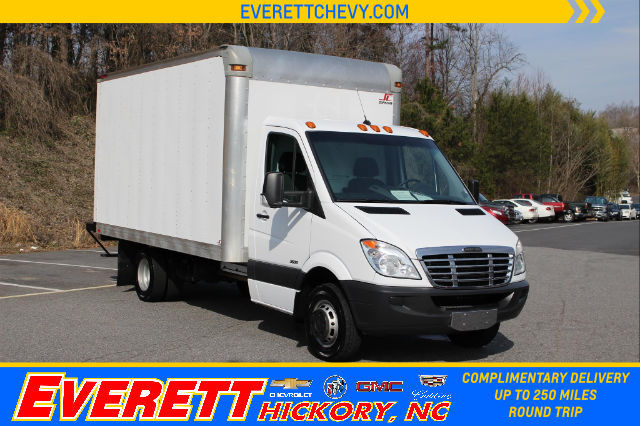 2012 Freightliner Sprinter 2500  Cab Chassis