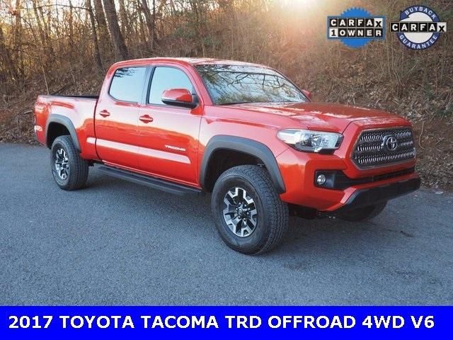 2017 Toyota Tacoma  Pickup Truck