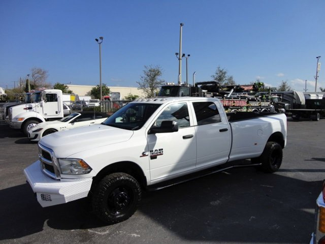 2014 Ram 3500  Cab Chassis