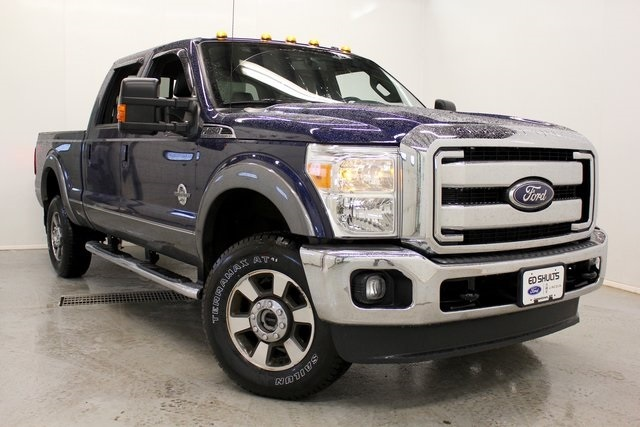 2011 Ford F-350sd  Pickup Truck