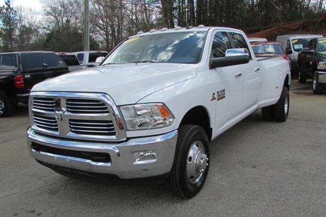 2013 Dodge Ram 3500  Pickup Truck