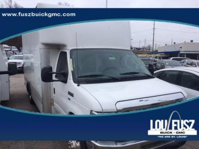2012 Ford E-350 Box Truck - Straight Truck