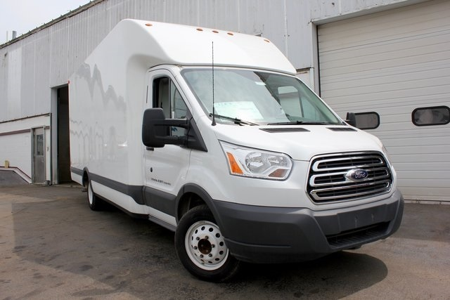 2015 Ford Transit-350 Box Truck - Straight Truck