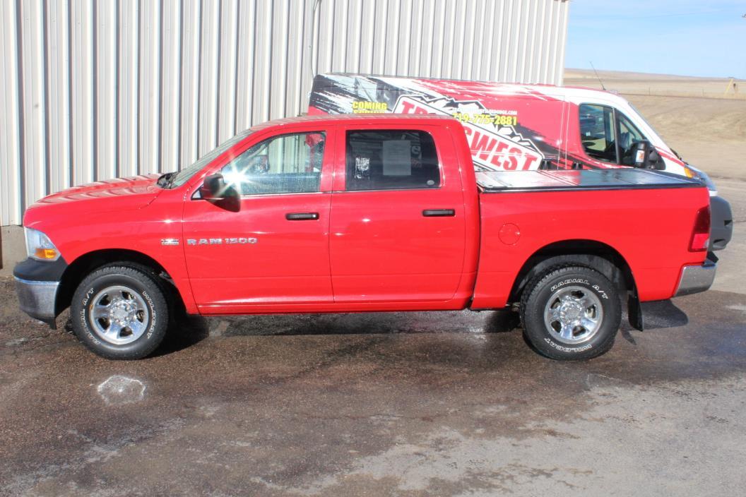 2011 Ram 1500 Slt  Pickup Truck