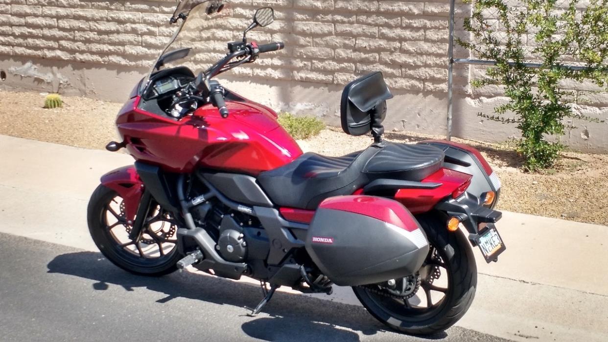 2014 Honda CTX 700 DCT ABS (CTX700D)