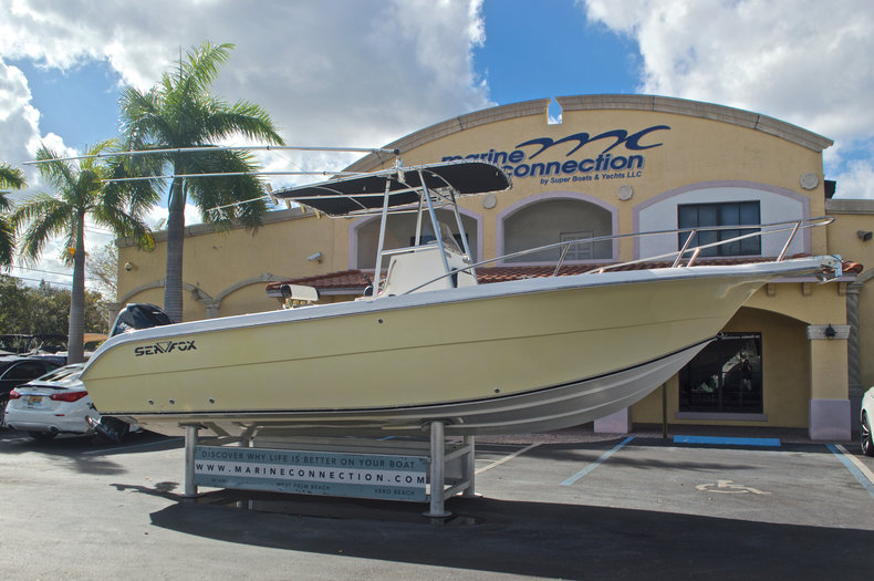 2006 Sea Fox 257 Center Console, 1