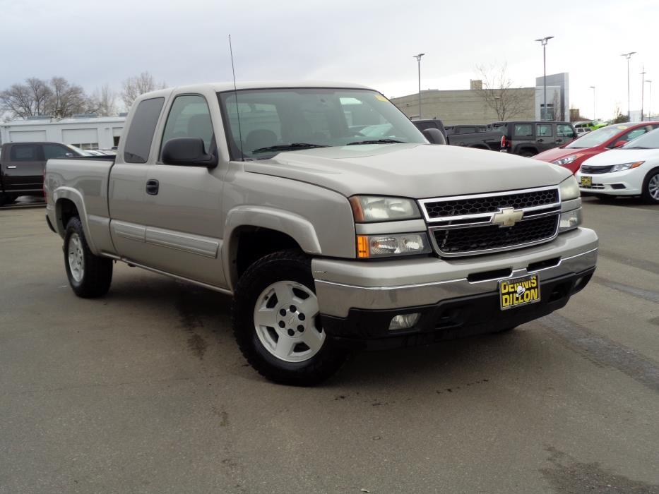 2007 Chevrolet Silverado 1500 Classic Pickup Truck