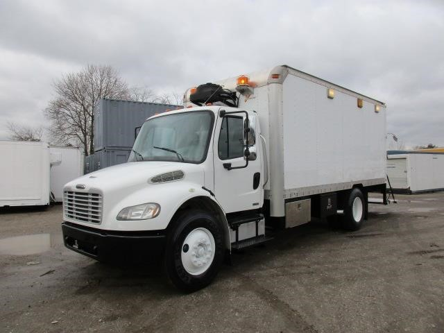 2007 Freightliner Business Class M2 106 Utility Truck - Service Truck