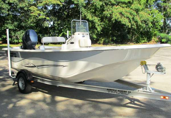 2017 Carolina Skiff 198 DLV, 1