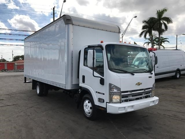 2008 Chevrolet W4500  Box Truck - Straight Truck