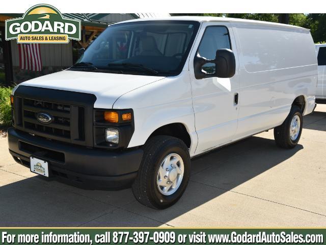 2012 Ford Econoline Cargo Cargo Van