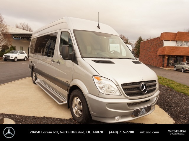 2011 Mercedes-Benz Sprinter 2500 Cargo Van