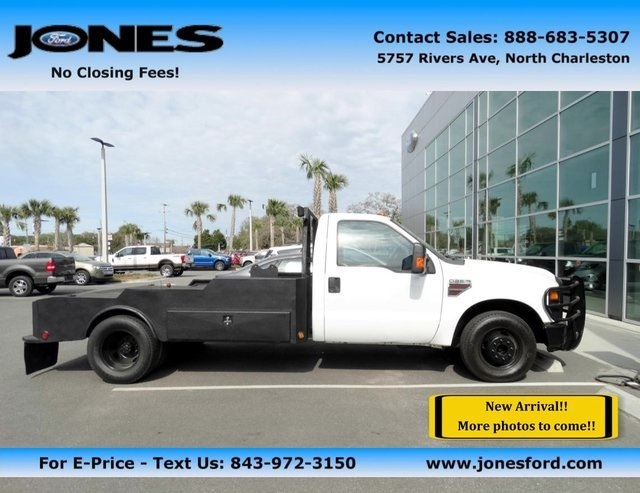 2008 Ford Super Duty F-350 Drw Cab Chassis