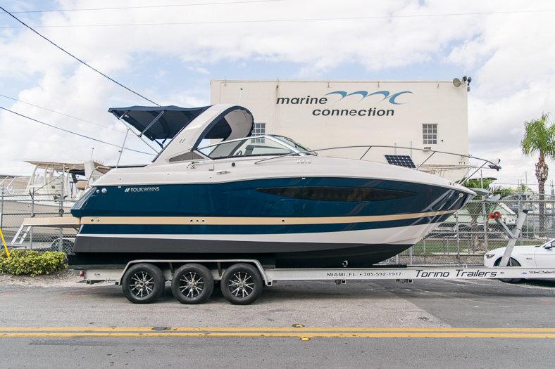 2014 Four Winns Vista 275 Cruiser