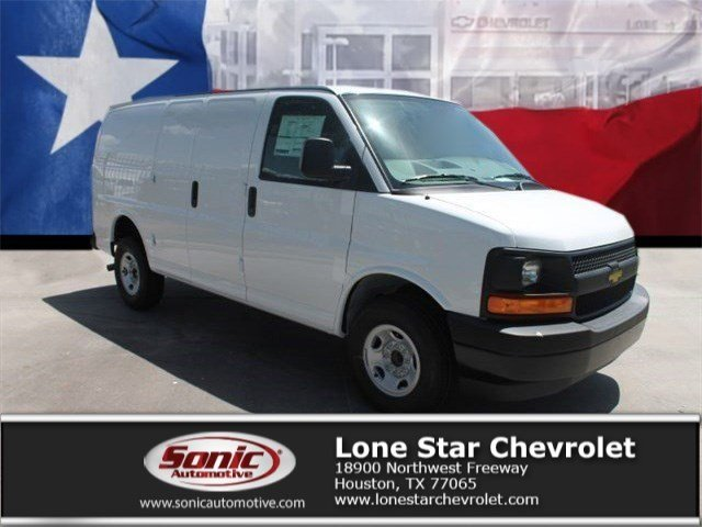 2016 Chevrolet Express Cargo Van  Cargo Van