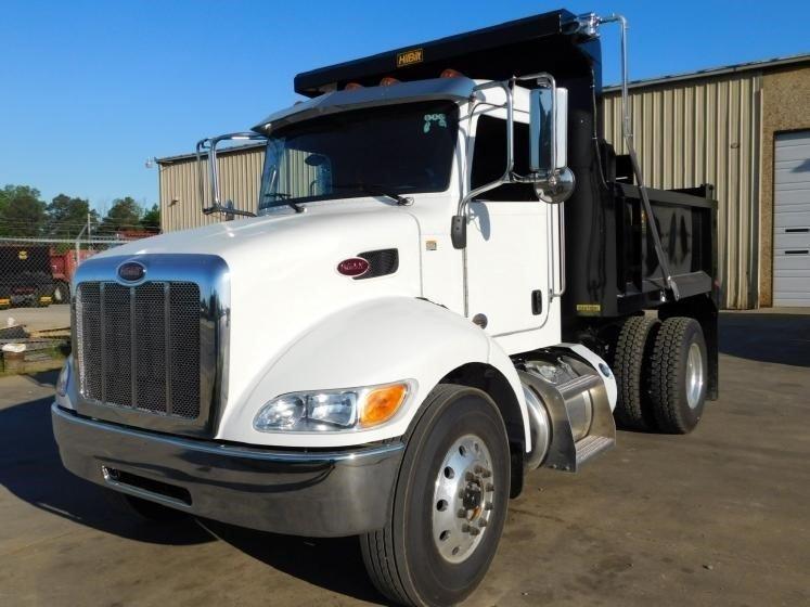 2017 Peterbilt 337  Dump Truck