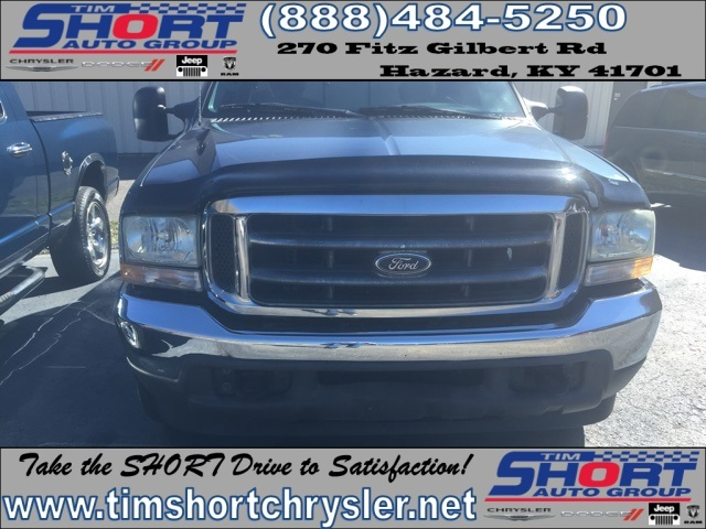 2004 Ford F-250sd  Pickup Truck