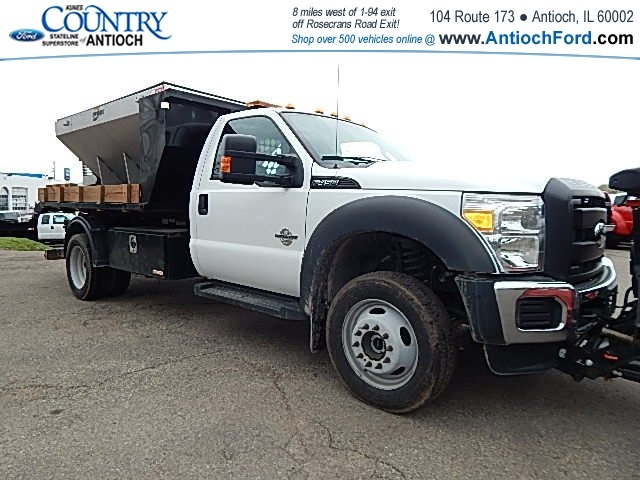 2015 Ford F-450sd  Cab Chassis