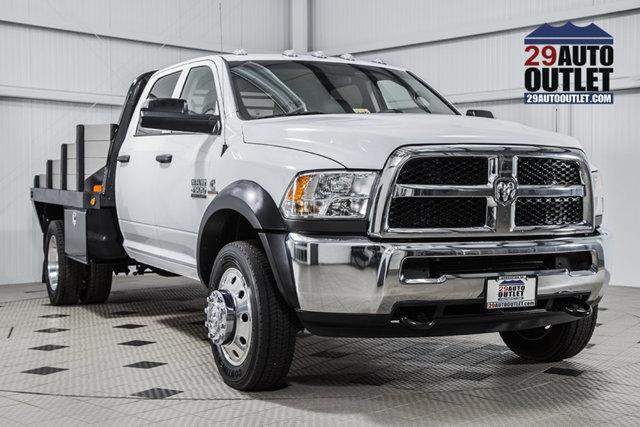 2016 Ram 4500  Pickup Truck