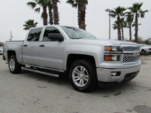 2014 Chevrolet Silverado 1500  Pickup Truck