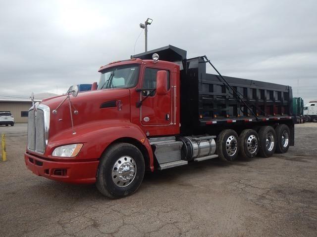 2013 Kenworth T660 Dump Truck
