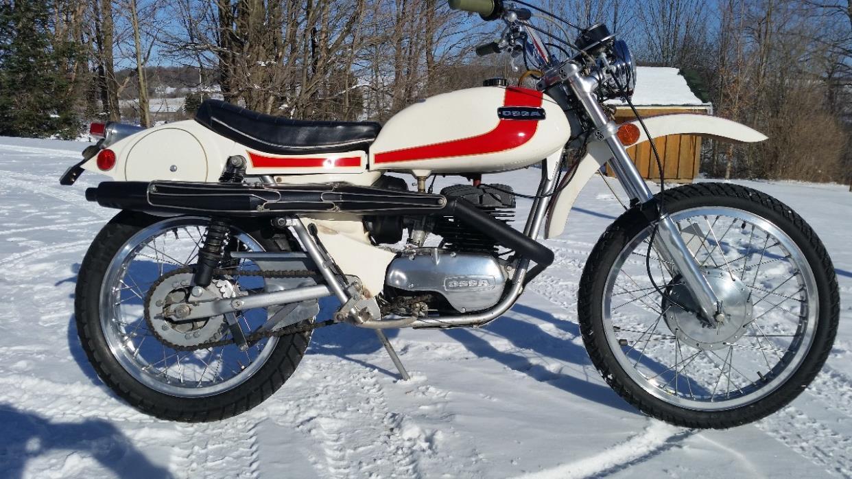 1972 Ossa 6 DAYS R