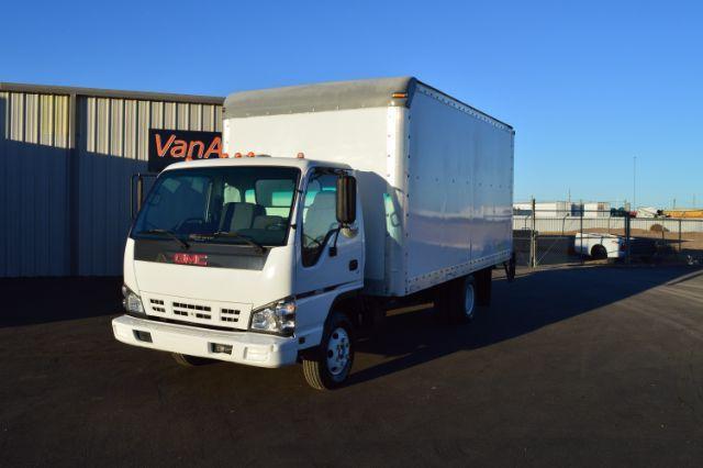 2007 Gmc W4500 Box Truck - Straight Truck