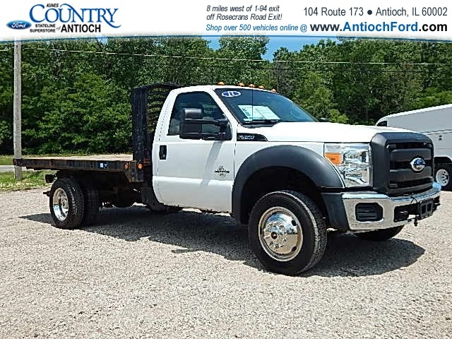 2011 Ford F-450sd  Cab Chassis