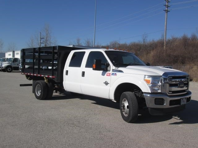 2016 Ford F350 Stake Bed